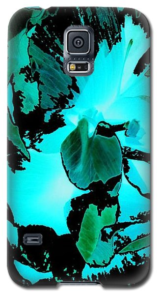 Galaxy S5 Case - Splash by Orphelia Aristal