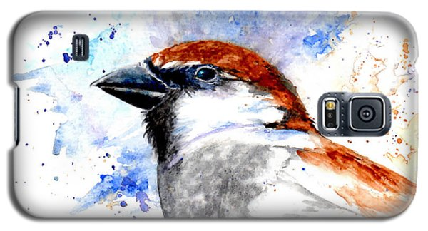 Splendid Sparrow Galaxy S5 Case