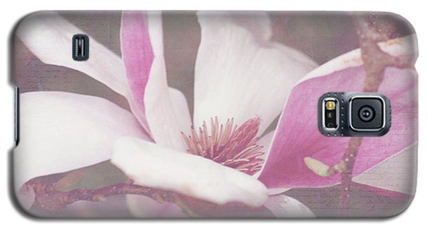 Splendid Tulip Tree  Galaxy S5 Case by Toni Hopper