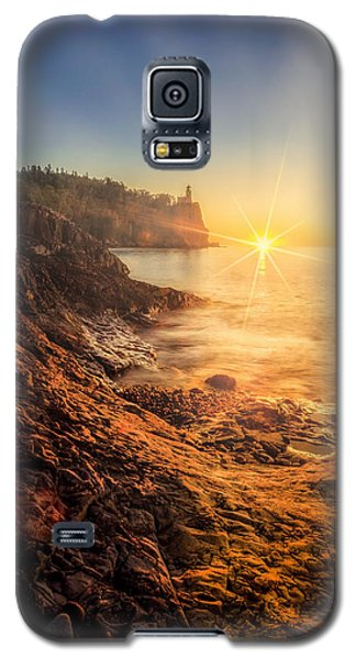 Split Rock Glory Galaxy S5 Case