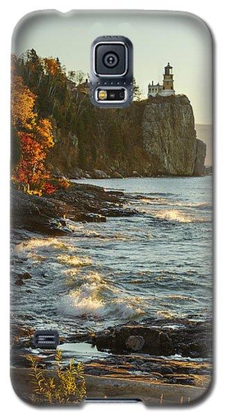 Split Rock Lighthouse At Sunrose Galaxy S5 Case