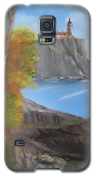 Split Rock Lighthouse Minnesota Galaxy S5 Case