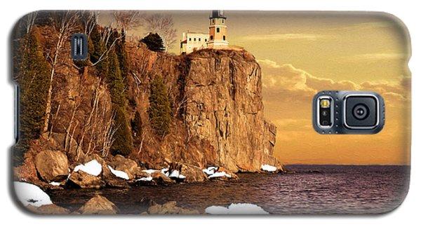 Split Rock Lighthouse Galaxy S5 Case