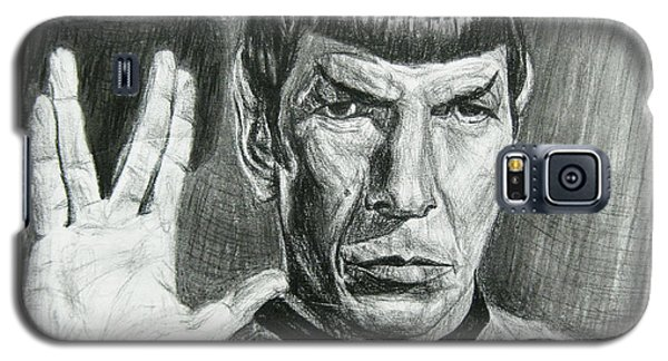 Spock Galaxy S5 Case