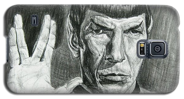 Spock Galaxy S5 Case