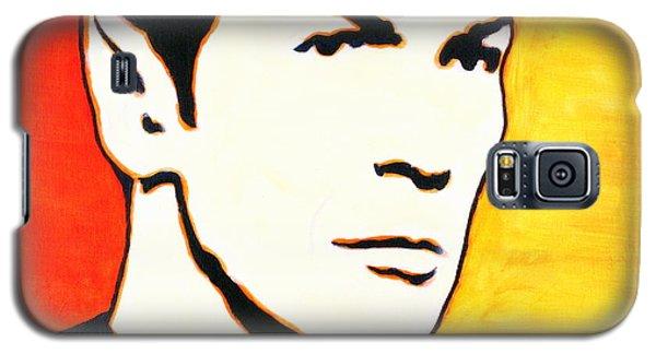 Spock Vulcan Star Trek Pop Art Galaxy S5 Case