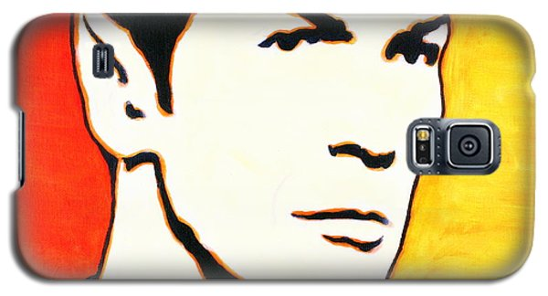 Spock Vulcan Star Trek Pop Art Galaxy S5 Case