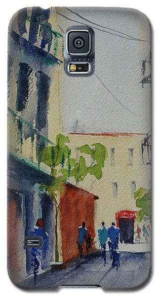 Spofford Street3 Galaxy S5 Case by Tom Simmons