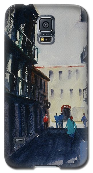 Spofford Street4 Galaxy S5 Case by Tom Simmons