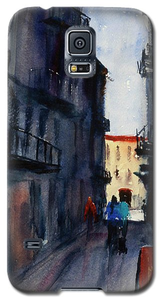 spofford Street5 Galaxy S5 Case by Tom Simmons