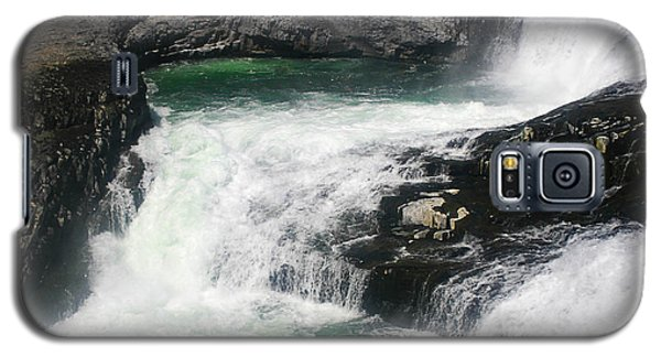 Spokane Water Fall Galaxy S5 Case