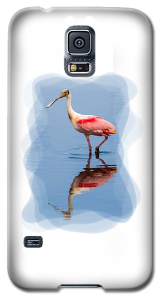Spoonbill 3 Galaxy S5 Case