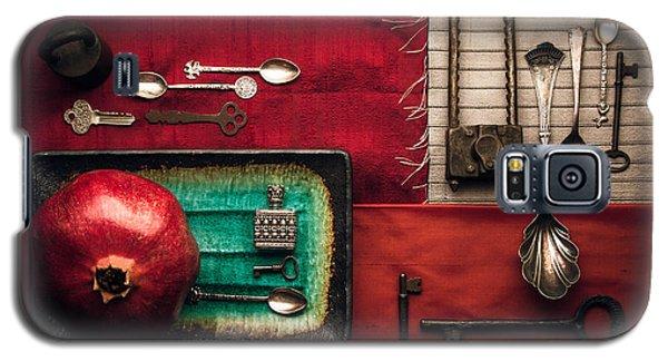 Spoons, Locks And Keys Galaxy S5 Case