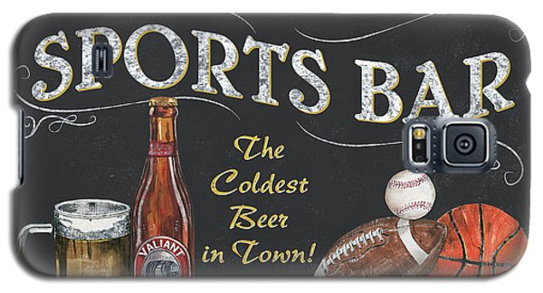 Sports Bar Galaxy S5 Case by Debbie DeWitt