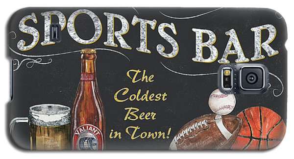 Sports Bar Galaxy S5 Case