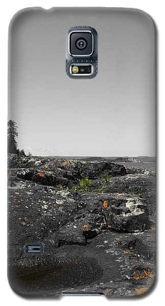 Spotted Rocks Galaxy S5 Case