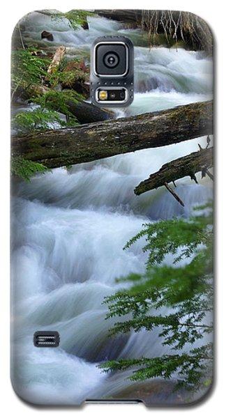 Sprague Creek Glacier National Park Galaxy S5 Case
