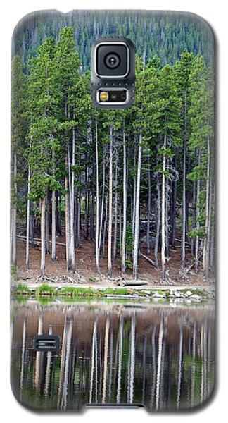 Sprague Lake 03 Galaxy S5 Case