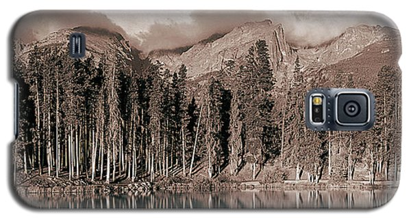 Sprague Lake Morning Galaxy S5 Case