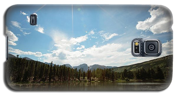 Sprague Lake Galaxy S5 Case