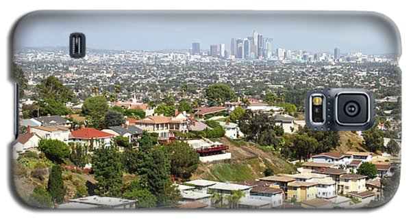 Sprawling Homes To Downtown Los Angeles Galaxy S5 Case