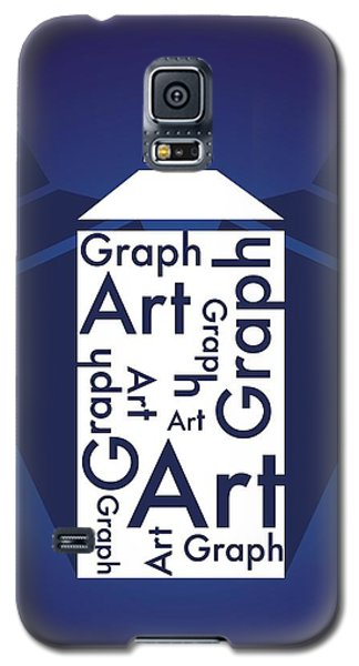Galaxy S5 Case featuring the photograph Spray Art Can by Sheila Mcdonald