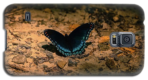 Galaxy S5 Case featuring the photograph Spreadin My Wings by Brenda Bostic