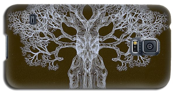 Spreading In Every Direction Tree 13 Hybrid 3 Galaxy S5 Case