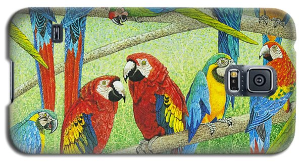 Spreading The News Galaxy S5 Case by Pat Scott