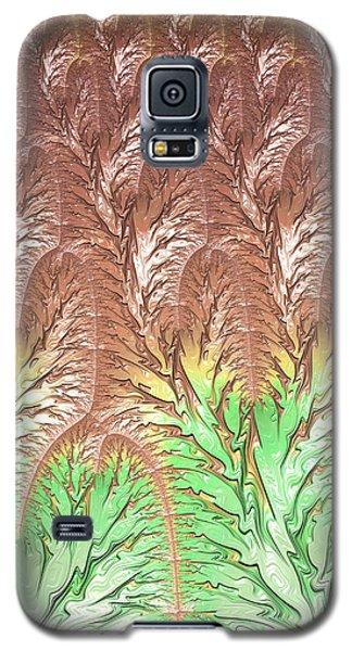 Spring 2 Fall Galaxy S5 Case