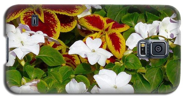 Spring Annuals Galaxy S5 Case