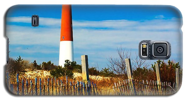 Spring At Barnegat Galaxy S5 Case