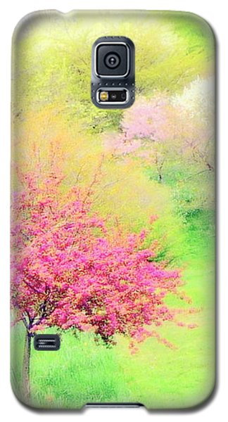 spring at Highland Park  Galaxy S5 Case