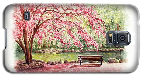 Spring At Lithia Park Galaxy S5 Case