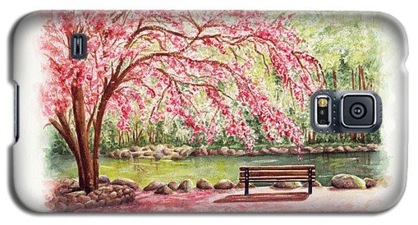 Spring At Lithia Park Galaxy S5 Case
