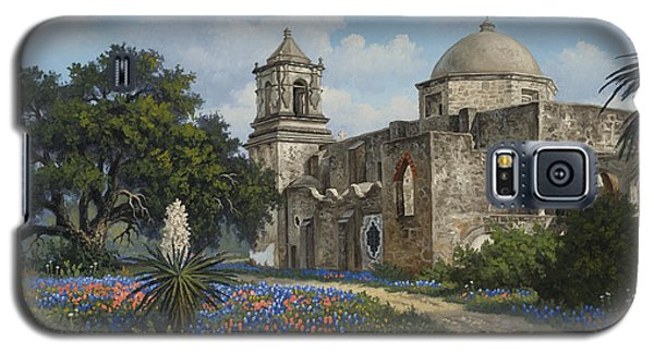Spring At San Jose Galaxy S5 Case