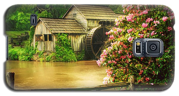 Spring At The Mill Galaxy S5 Case by Darren Fisher