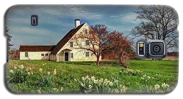 Spring At The Paine House Galaxy S5 Case