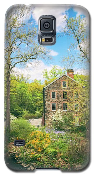 Spring At The Stone Mill  Galaxy S5 Case by Jessica Jenney