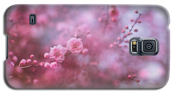 Spring Blossoms In Their Beauty Galaxy S5 Case