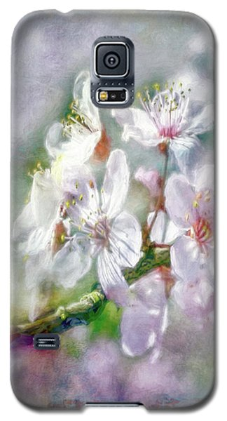 Spring Blossoms Galaxy S5 Case