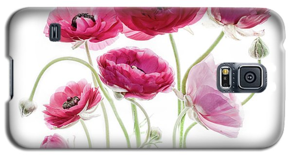 Spring Bouquet Galaxy S5 Case by Rebecca Cozart