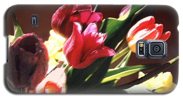 Galaxy S5 Case featuring the photograph Spring Bouquet by Steve Karol