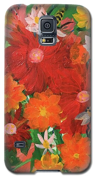 Bumble Bees Galaxy S5 Case