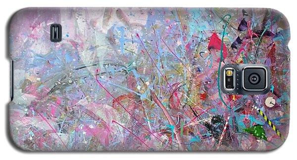 Spring Collage Galaxy S5 Case