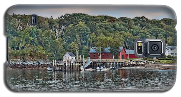 Galaxy S5 Case featuring the photograph Spring Cove Evening by Richard Bean