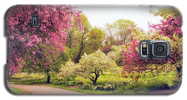 Spring Crescendo Galaxy S5 Case by Jessica Jenney