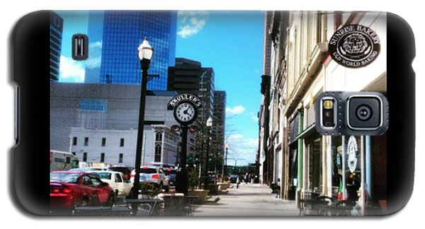 Spring Day In Downtown Lexington, Ky Galaxy S5 Case