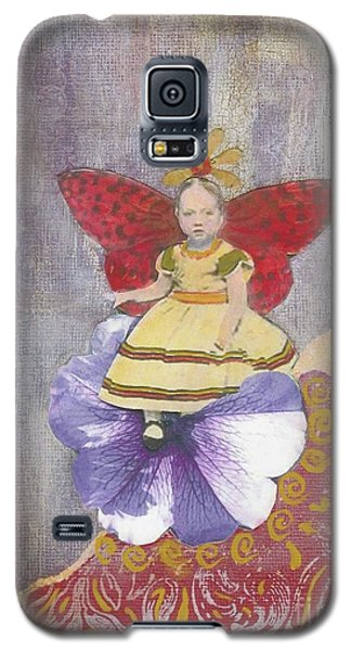 Galaxy S5 Case featuring the mixed media Spring by Desiree Paquette