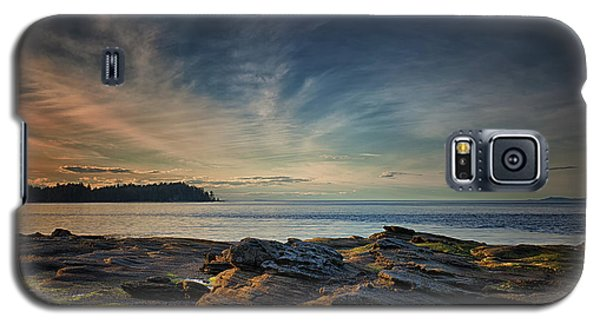 Spring Evening At Madrona Galaxy S5 Case by Randy Hall